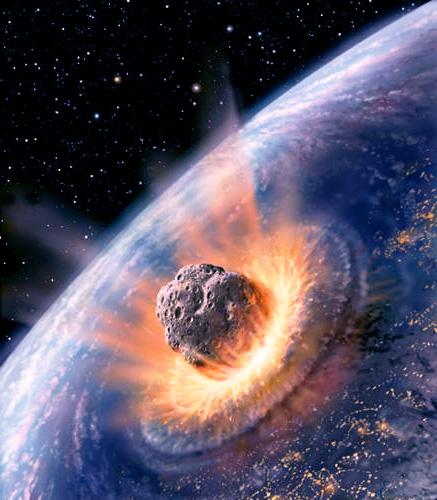 Extinction Level Event | planetpreternatural